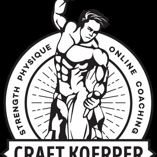 craftkoerper logo mann